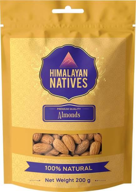 Himalayan Natives Natural Almonds Almonds