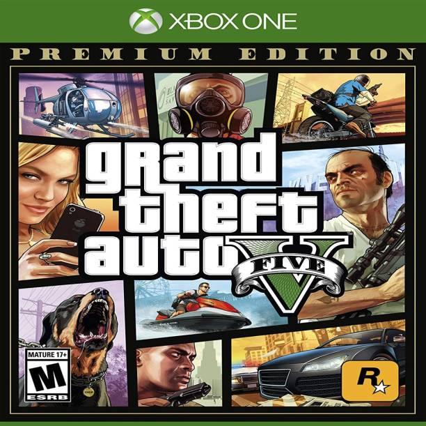 Grand Theft Auto V ( Xbox One DVD ) (Premium Edition)
