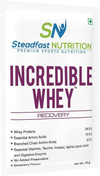 Steadfast Medishield Incredible Whey Whey Protein
