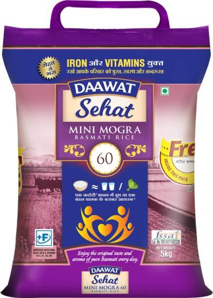 Daawat Sehat Mini Mogra Basmati Rice (Broken Grain)
