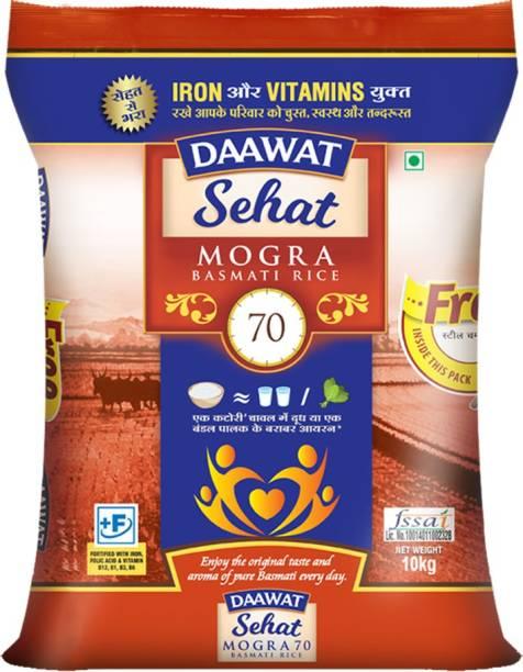 Daawat Sehat Mogra Basmati Rice (Broken Grain)