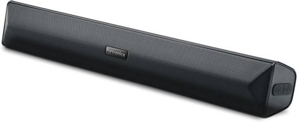 Portronics POR-891_Pure Sound PRO-3 Speaker 10 W Bluetooth Soundbar