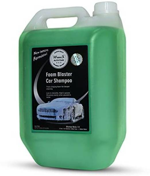 Wavex FW5K Foam Wash Car Shampoo Concentrate (5 L) Car Washing Liquid