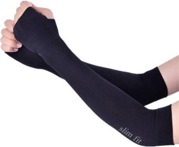 dolphin clothing Cotton Arm Sleeve For Men & Women