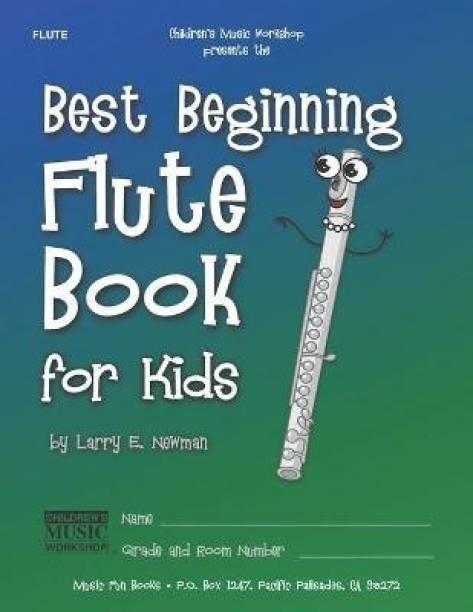 Best Beginning Flute Book for Kids