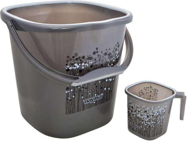NAYASA STORAGE BUCKET 20 L Plastic Bucket