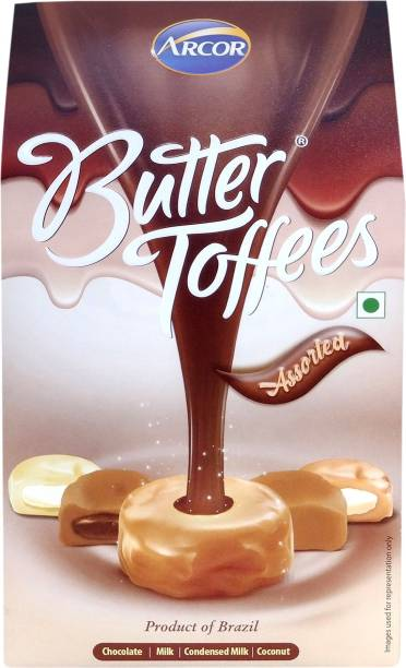 Arcor Butter Assorted Toffee