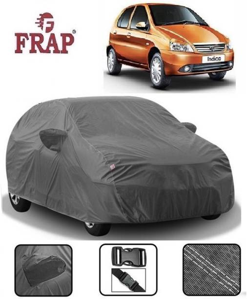 Frap Car Cover For Tata Indica (With Mirror Pockets)