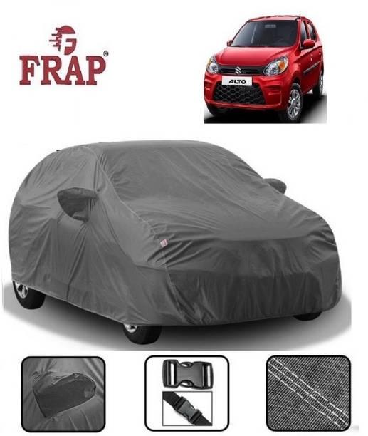 Frap Car Cover For Maruti Alto (With Mirror Pockets)