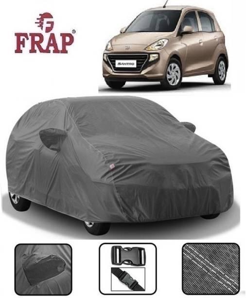 Frap Car Cover For Hyundai Santro (With Mirror Pockets)