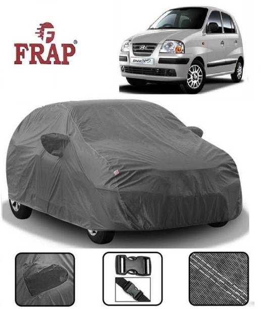Frap Car Cover For Hyundai Santro Xing (With Mirror Pockets)