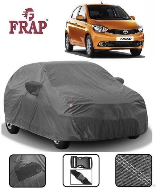 Frap Car Cover For Tata Tiago (With Mirror Pockets)