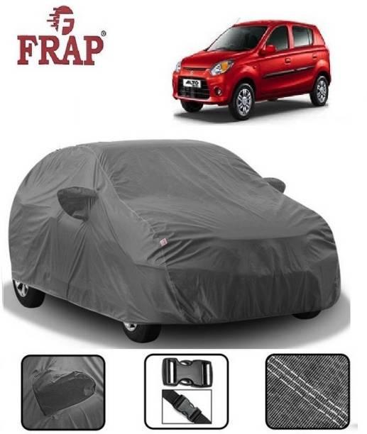 Frap Car Cover For Maruti Alto 800 (With Mirror Pockets)