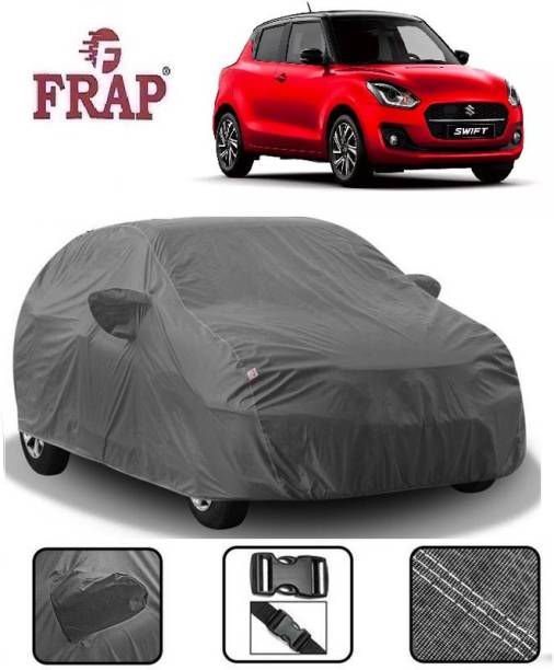 Frap Car Cover For Maruti Swift (With Mirror Pockets)