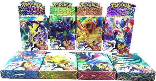 CrazyBuy Pokemon Epic Cards Pack of 6