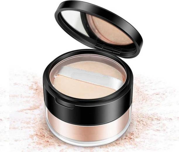 THTC Oil free trendy perfect mineral rich loose finishing powder Compact