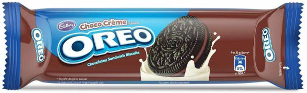 OREO Choco Creme Biscuits Cream Sandwich