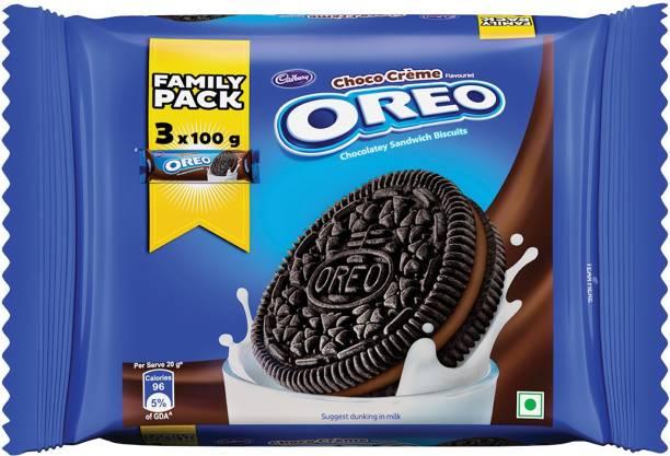 OREO Choco Creme Chocolatey Sandwich Biscuits Cookies