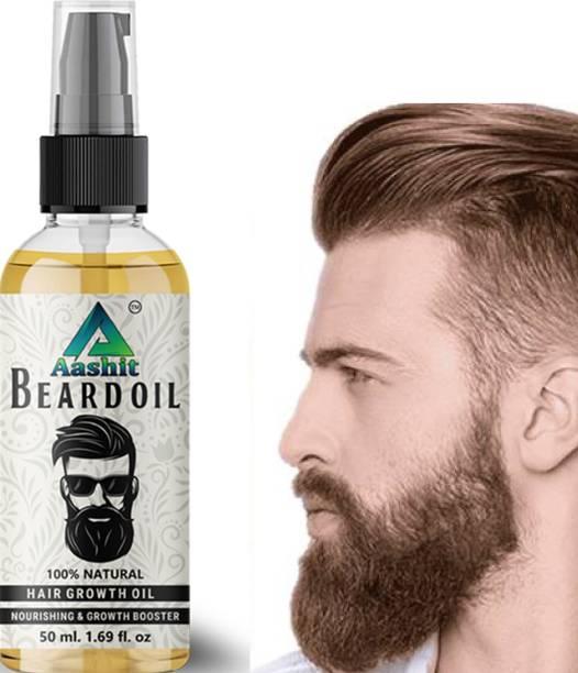 Aashit BEARD OIL 01 Hair Oil