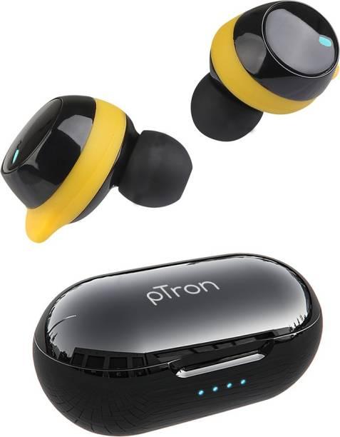 PTron Basspods 581 Bluetooth Headset