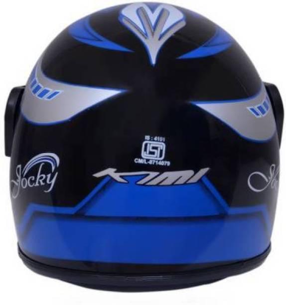 Tiwari blue kimi Motorbike Helmet