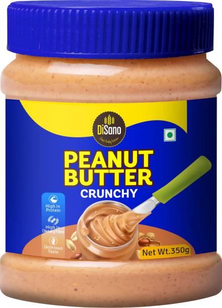 DiSano Peanut Butter Crunchy 350 g
