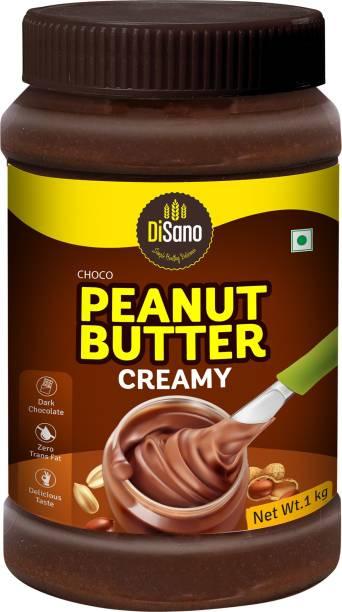 DiSano Choco Peanut Butter Creamy 350 g