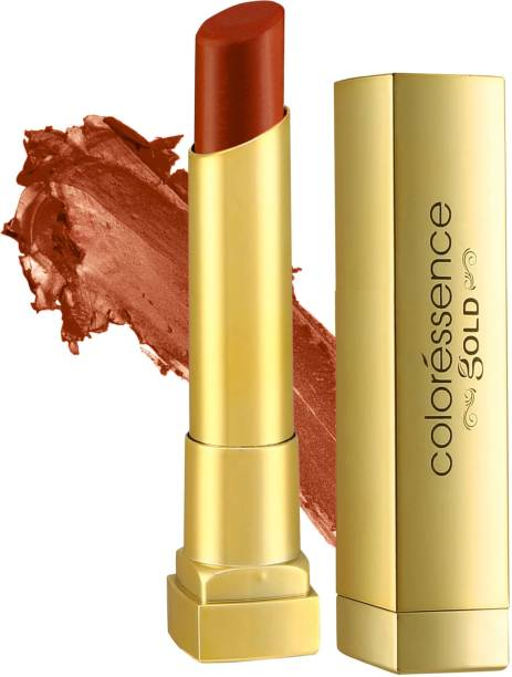 COLORESSENCE Pure Matte Lipstick Velvet Finish Soft Non-sticky Waterproof Lip Colour