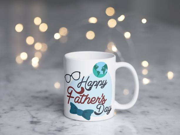 Sevendeep fathers day special gift,,Fathers day gift,fathers day printed mug F-30 Ceramic Coffee Mug