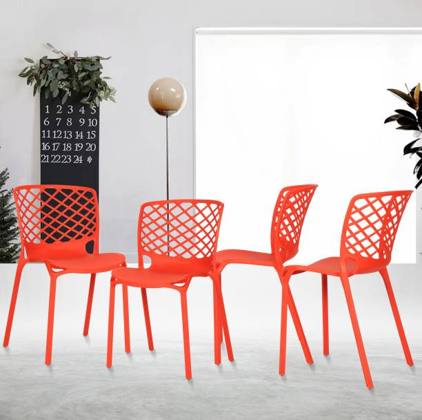 TREVI Plastic Cafeteria Chair
