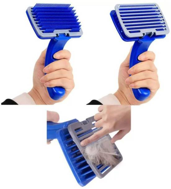 Hachiko Slicker Brushes for  Dog, Cat, Rabbit, Hamster