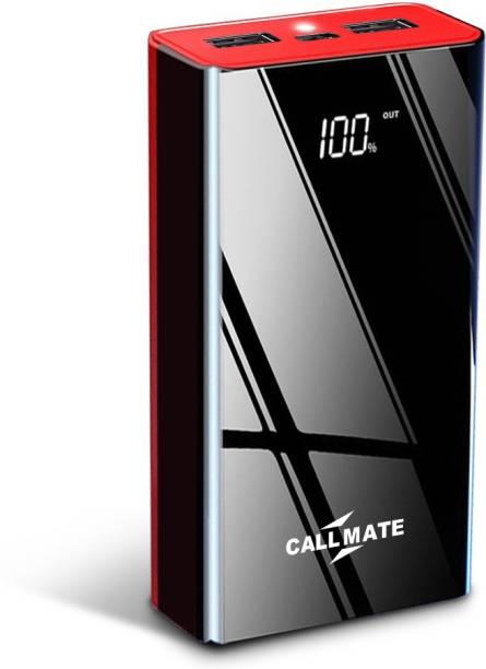 Callmate 20000 mAh Power Bank (15 W, Fast Charging)