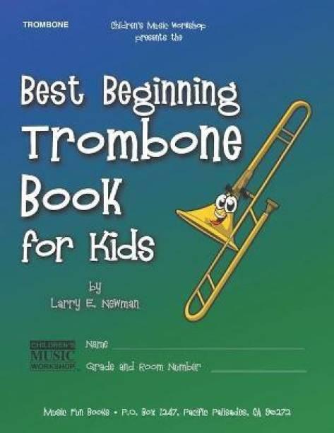 Best Beginning Trombone Book for Kids