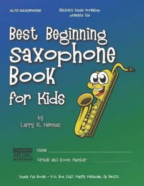 Best Beginning Saxophone Book for Kids