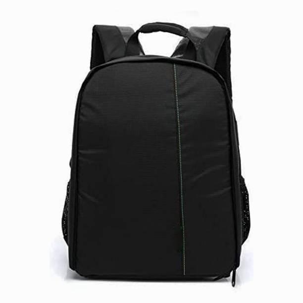 hi guys DSLR SLR Camera Lens Shoulder 14 Inch Laptop Backpack for Canon Nikon Sigma Olympus with Tripod Holder  Camera Bag