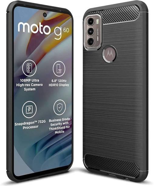 #CELL Back Cover for MOTOROLA G40 Fusion, MOTOROLA G60, Soft Cover