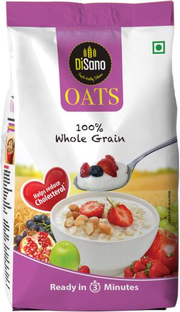 DiSano Oats with High in Protein and Fibre Pouch