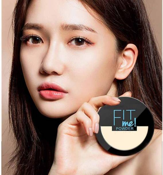 KYRE fit me matte compact powder 2 IN 1 Compact