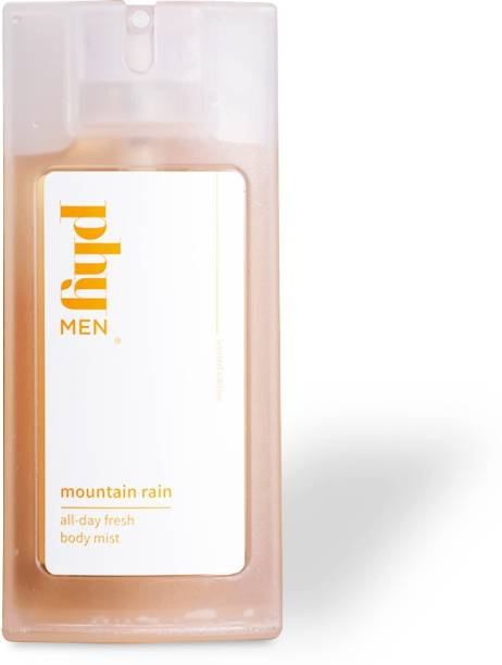 Phy Mountain Rain All-Day Fresh Body Mist Body Mist  -  For Men
