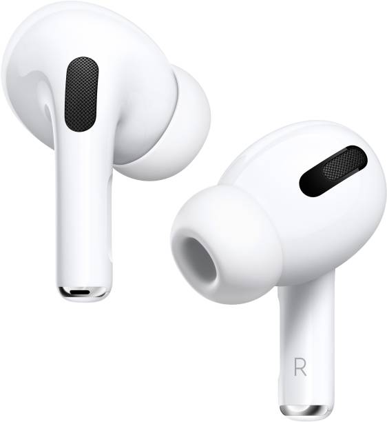 APPLE Airpods Pro With Wireless Charging Case Active noise cancellation enabled Bluetooth Headset