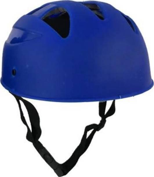 Benstar Multipurpose Sports Helmet For Skating, Cycling Adjustable Straps Helmet, (Blue) Cycling Helmet