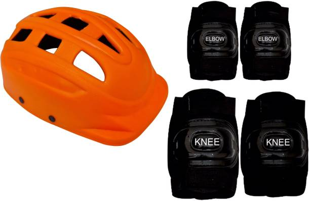 Jaspo Migthy Protective Set Perfect for Age Group Upto 14 Years Old Skating Kit