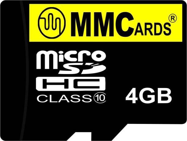 MMCards Ultra 4 GB MicroSDXC Class 10 98 MB/s  Memory Card