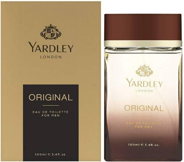 YARDLEY ORIGINAL PERFUME 100ML PACK OF 1 W2W Eau de Toilette  -  100 ml