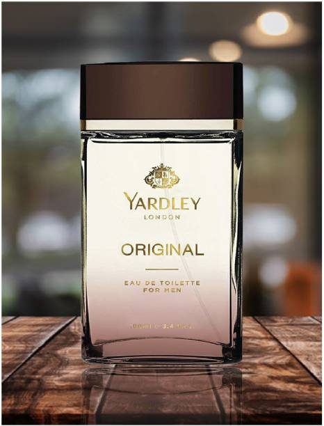 YARDLEY ORIGINAL ENGLAND 100ML PERFUME PACK OF 1 Eau de Toilette  -  100 ml