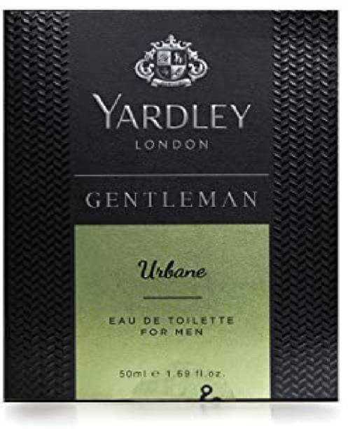 YARDLEY GENTLEMAN URBANE PERFUME 50 ML FOR MEN PACK 1 Eau de Toilette  -  50 ml