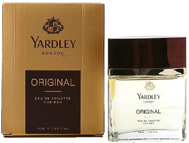 YARDLEY ORIGINAL 50ML PERFUME EAU DE PERFUME PACK OF 1 Eau de Toilette  -  50 ml