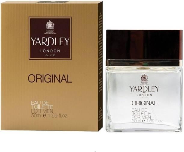 YARDLEY ORIGINAL FOR MEN PERFUME 50ML PACK OF 1 Eau de Toilette  -  50 ml