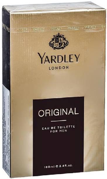 YARDLEY ORIGINAL EAU DE TOILETTE PERFUME 100ML PACK 1 Eau de Toilette  -  100 ml