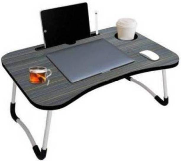 BOUGHT FIRST Wood Portable Laptop Table